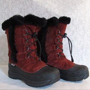 Baffin Women's Chloe Insulated Boot in Auburn